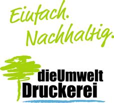 Logo - DieUmweltdruckerei
