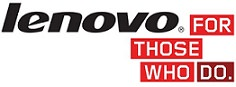 Lenovo - for those who do - Logo
