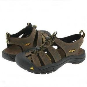 KEEN Newport sandals.