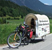 from Munich to Sicily - by bike - with an covered wagon